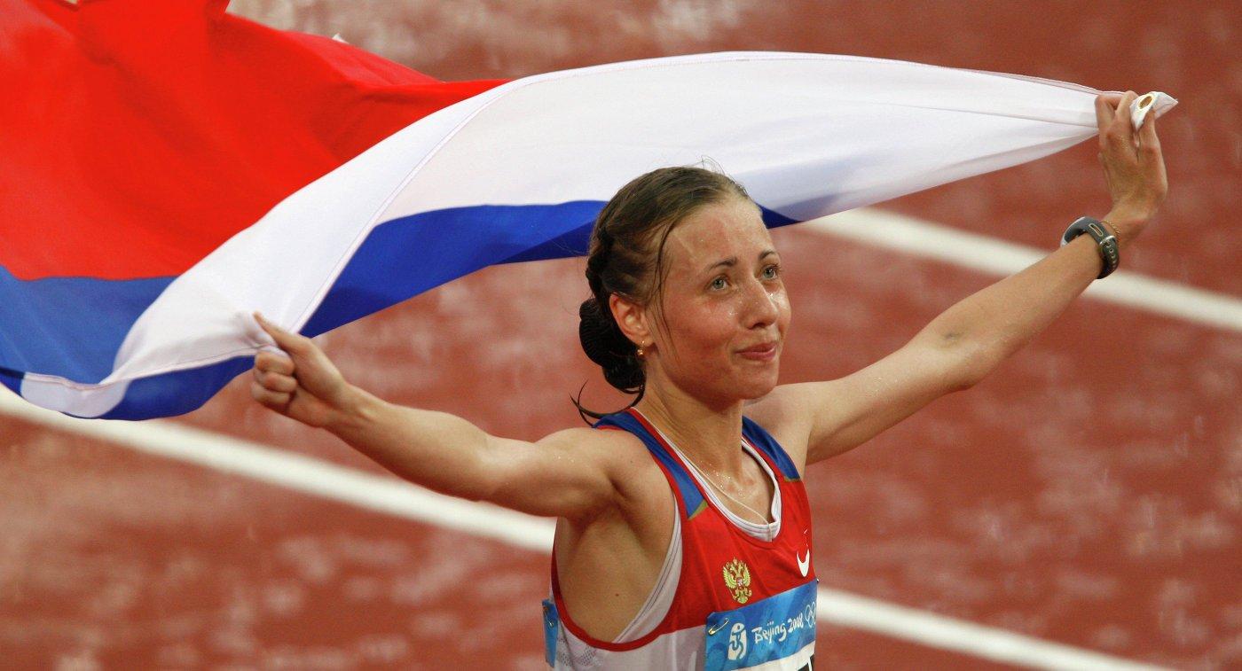 Ольга Каниськина лишена серебряной медали ОИ-2012