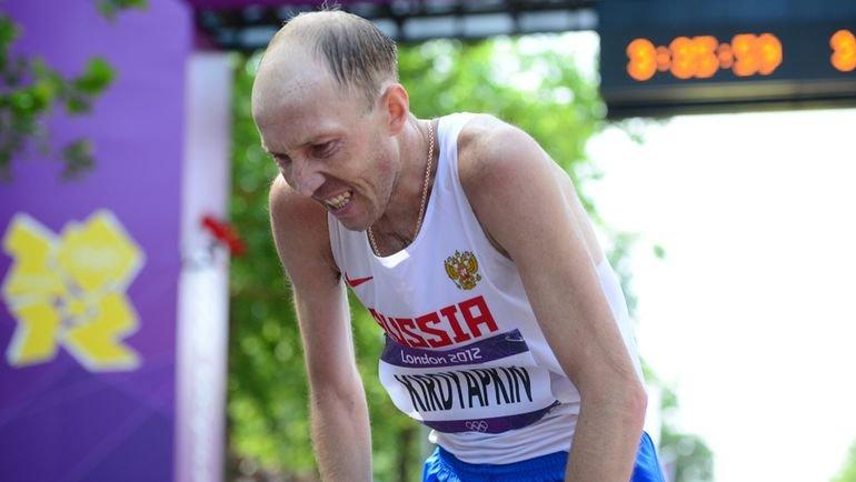 Сергей Кирдяпкин лишен золотой медали ОИ-2012