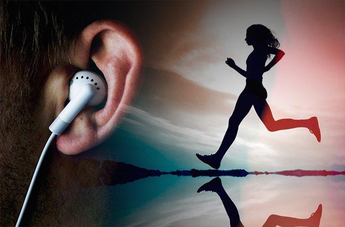 Помогает ли музыка бежать быстрее