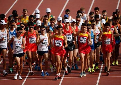 Опубликован официальный бюллетень командного чемпионата мира по спортивной ходьбе