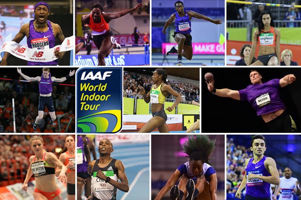 Зимний мировой тур IAAF расширяется