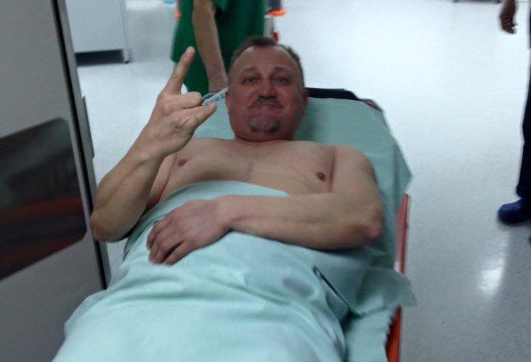 Роману Вирастюку сделали опасную операцию на сердце