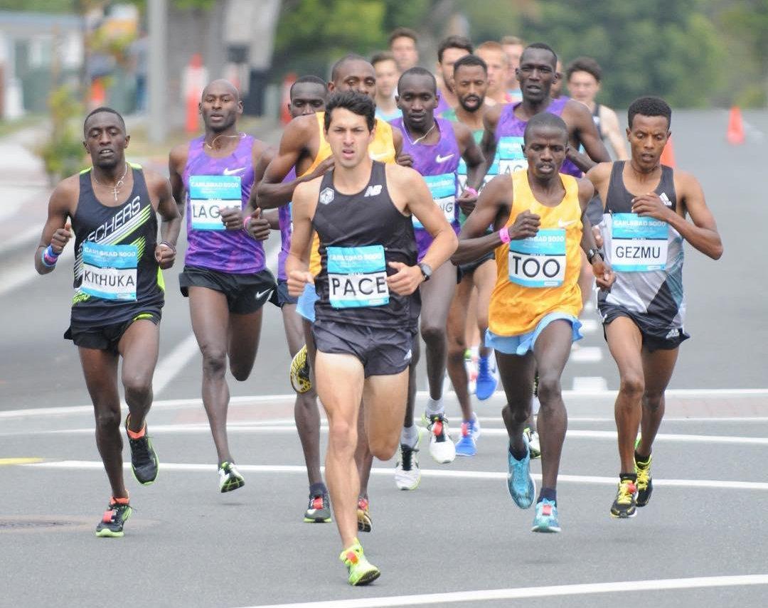 Бернард Лагат установил мировой рекорд