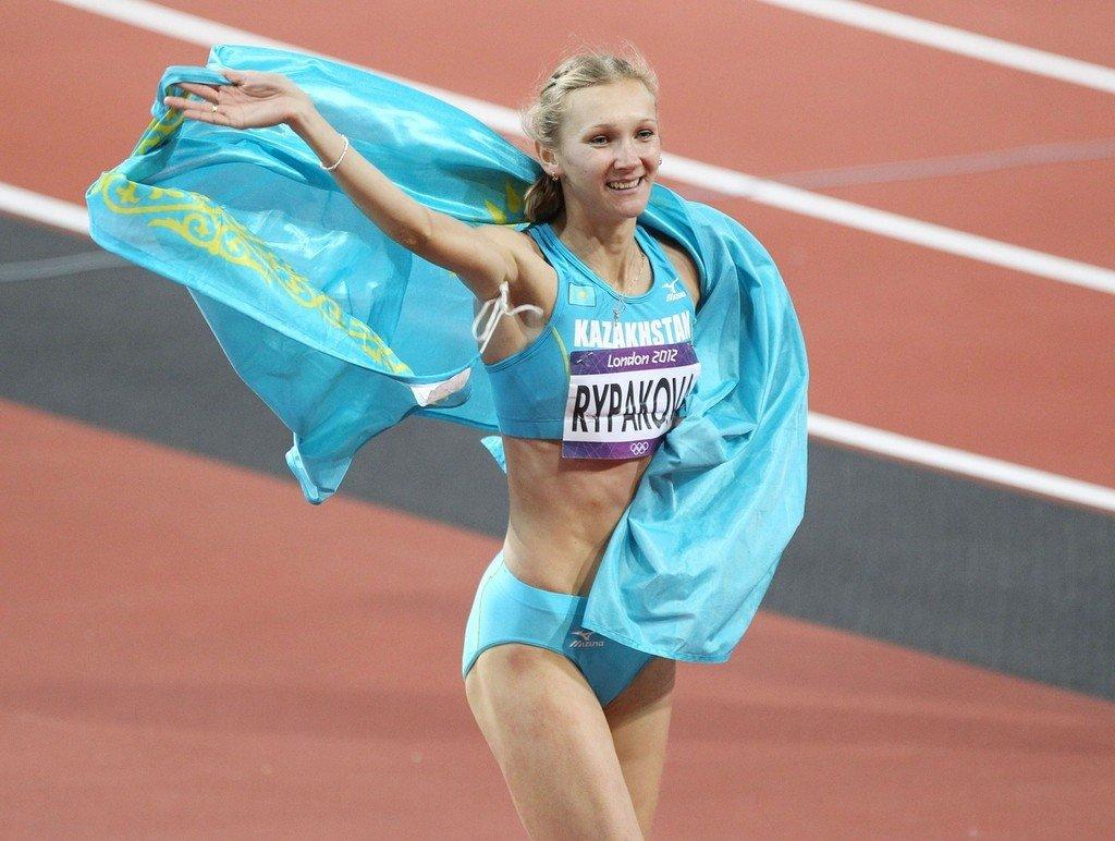 Ольга Рыпакова - надежда Казахстана