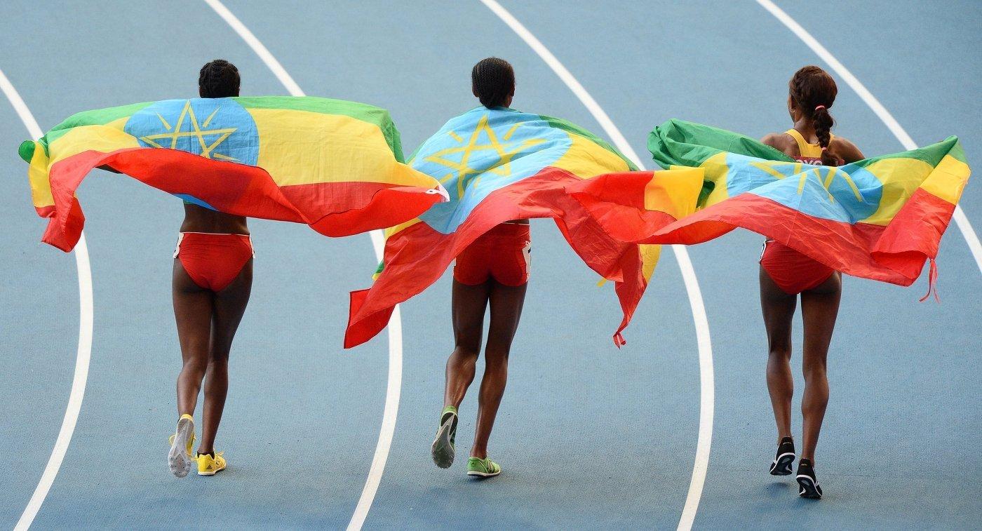 Эфиопию обязали провести масштабное тестирование легкоатлетов на допинг