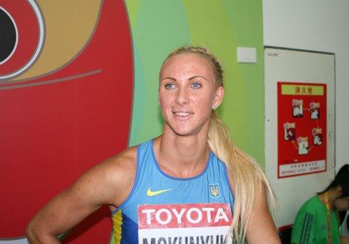 Украинка претендует на звание лучшей легкоатлетки Европы в марте