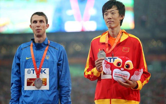 Богдан Бондаренко и Чжан Говэй выступят на этапе Бриллиантовой лиги в Шанхае