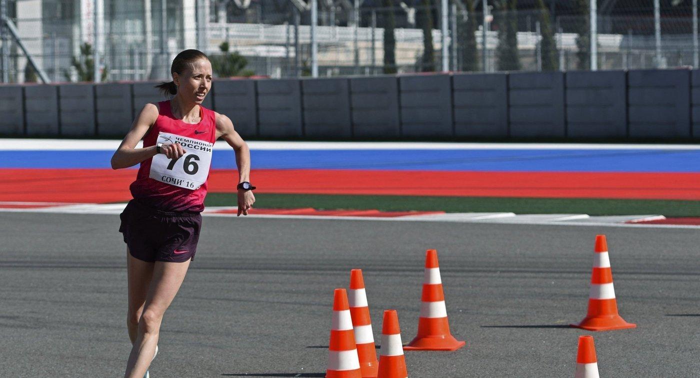 Ольга Каниськина и Сергей Кирдяпкин включены в список кандидатов в сборную РФ по легкой атлетике