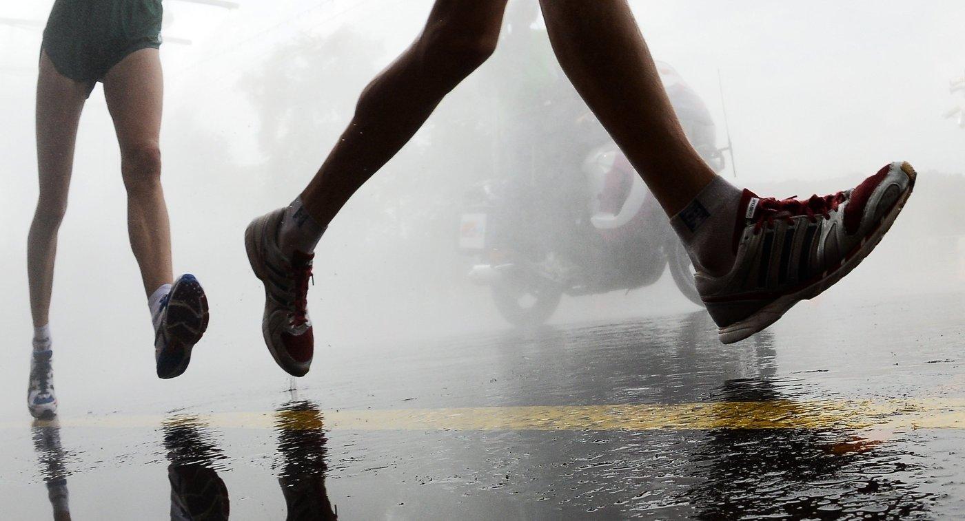 Женщинам разрешили соревноваться на дистанции 50 км на командном ЧМ-2016 по ходьбе