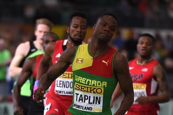 Бралон Таплин показал лучшее время сезона в мире на 400 м