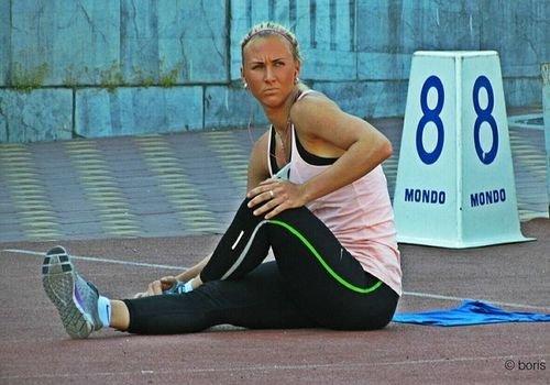 В допинг-пробе Анастасии Мохнюк выявлено милдронат