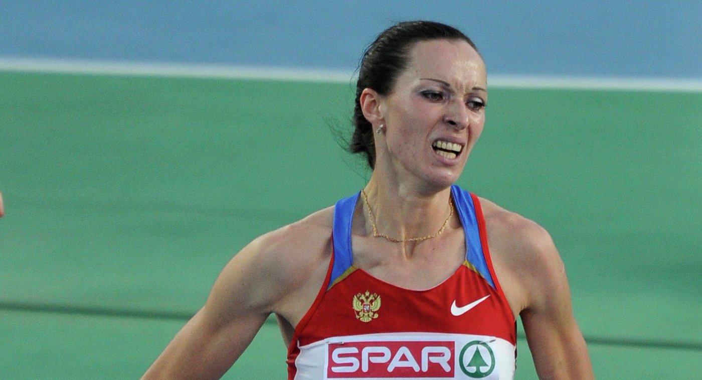 CAS из-за срока давности отменил дисквалификацию Татьяны Андриановой
