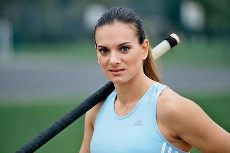 Елена Исинбаева: «Восстановление после травмы идет хорошо, до Олимпиады успею»