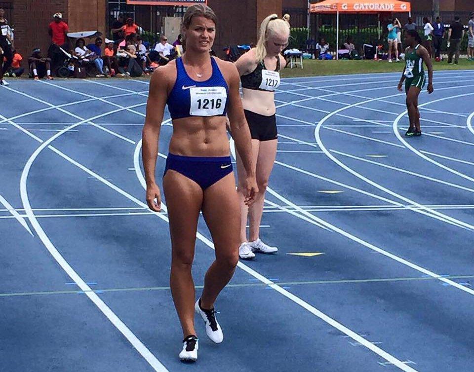 Дафне Схипперс лидер мирового сезона в беге на 200 метров +Видео