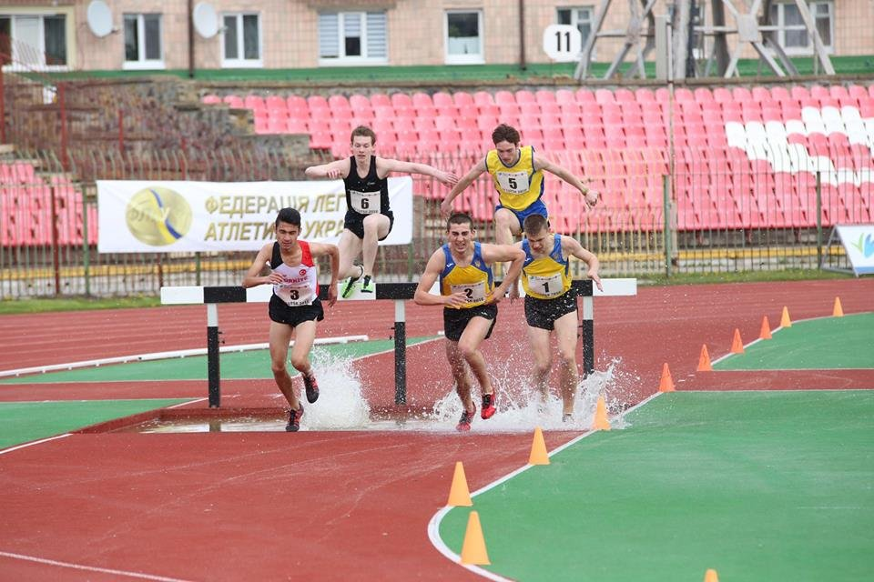 Луцк готов проводить чемпионат Европы по легкой атлетике