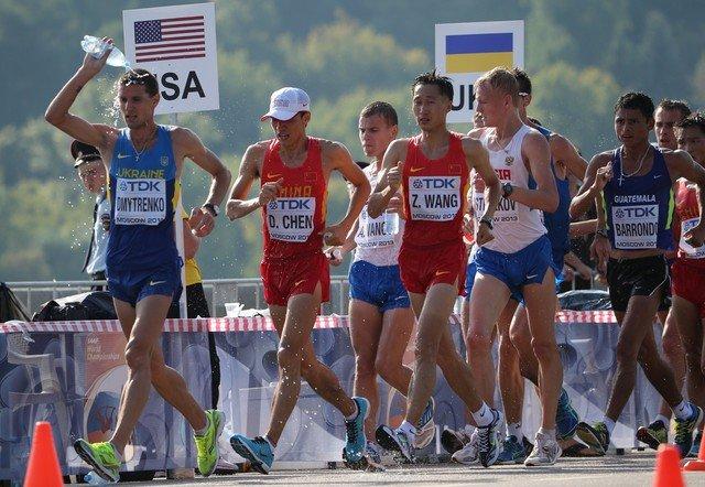 Руслан Дмитренко: «В Риме будут те же соперники, только название соревнований другая»