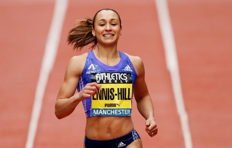 Эннис-Хилл настраивается только на Рио