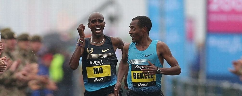 Мо Фара для полного величия не хватает мировых рекордов в беге на 5000 и 10 000 метров