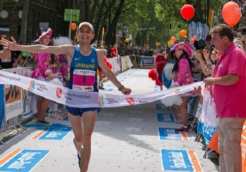 Триумф украинских марафонцев в Майнце