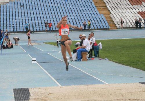 Ольга Саладуха выиграла первый турнир после травмы