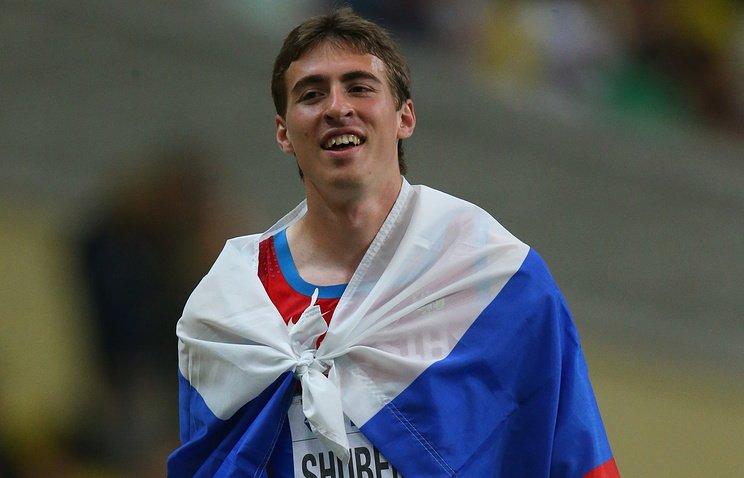 Сергей Шубенков уже в первом официальном старте сезона выполнил олимпийский норматив