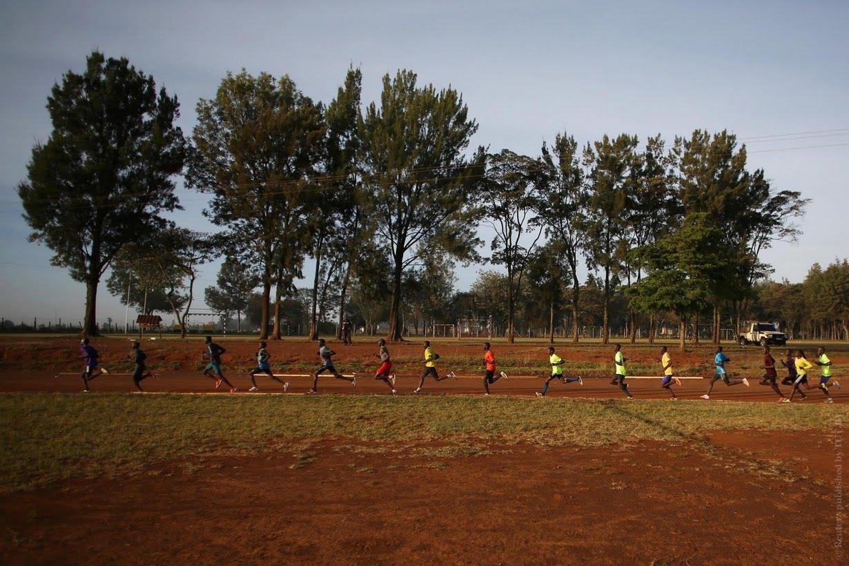 Кенийская деревня, в которой растят олимпийских чемпионов