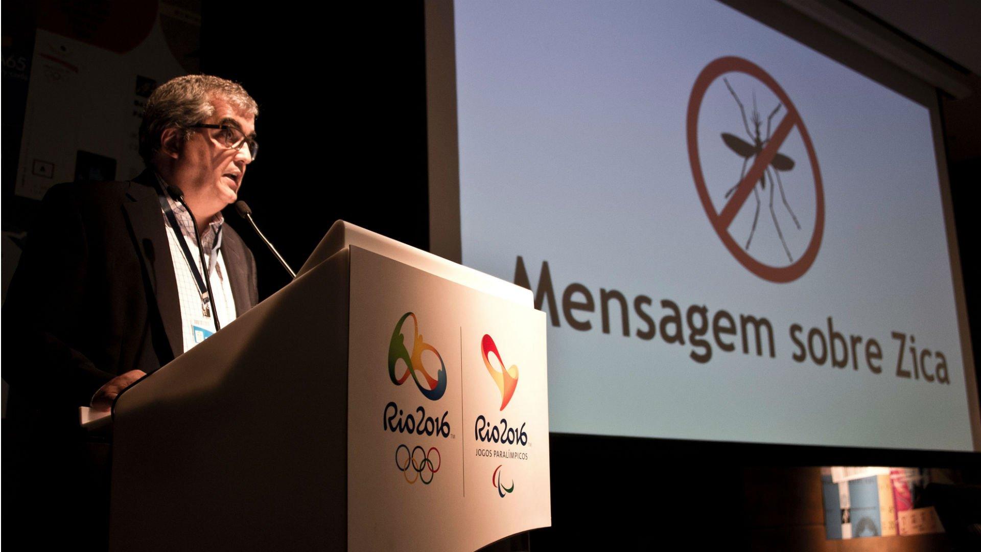 Врачи просят перенести Рио-2016 из-за вируса Зика