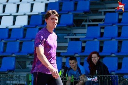 Сергей Шубенков победил на первом старте сезона +Фото