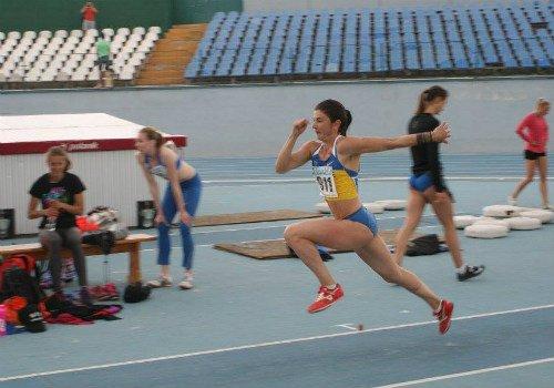 Украинка показала шестой результат в мире в тройном прыжке