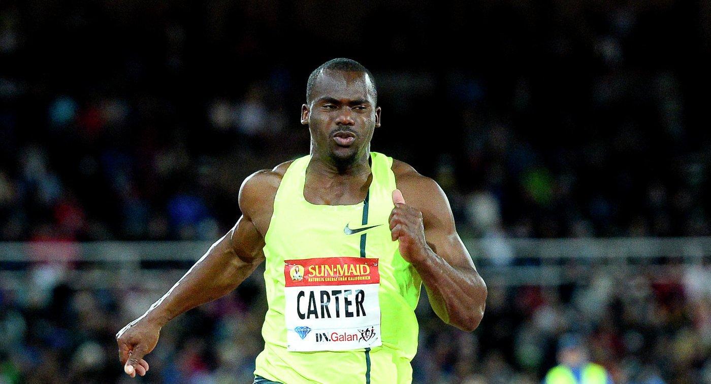 Неста Картер сдал положительный допинг-тест