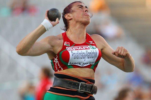 Белорусская олимпийская чемпионка выполнила норматив для участия в ОИ-2016