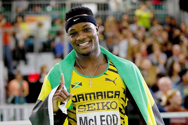 Омар Маклеод рассказал о моментах в спортивной и личной жизни