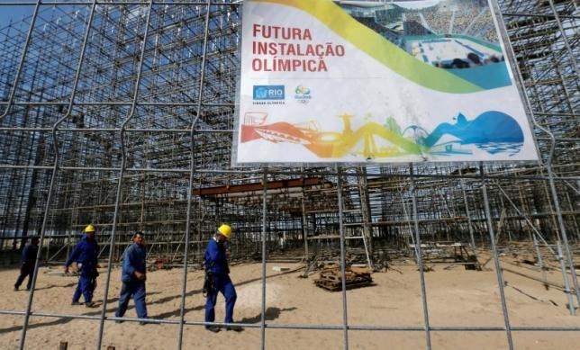 Правительство Бразилии выделят Рио-де-Жанейро 849 млн долларов для проведения Олимпиады-2016