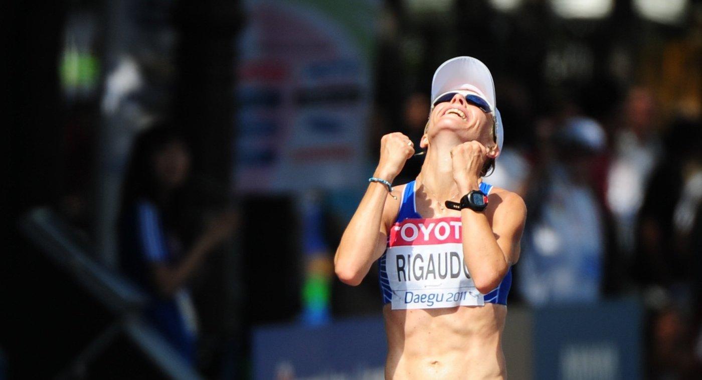 IAAF пыталась взять допинг-пробу спортсменки на встрече с президентом Италии