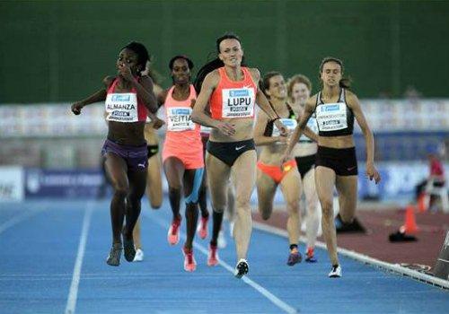 Наталья Лупу в Мадриде подтвердила олимпийский норматив