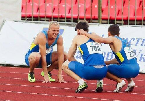 Двое украинцев выполнили олимпийские нормативы