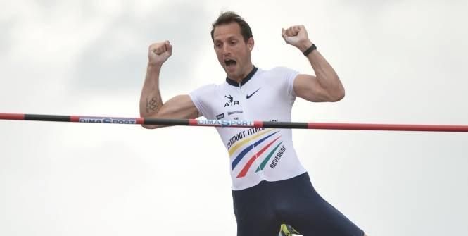 Рено Лавиллени победил на чемпионате Франции с лучшим результатом сезона