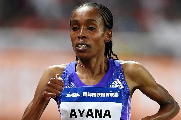 Алмаз Аяна сенсационно дебютировала на 10 000 м