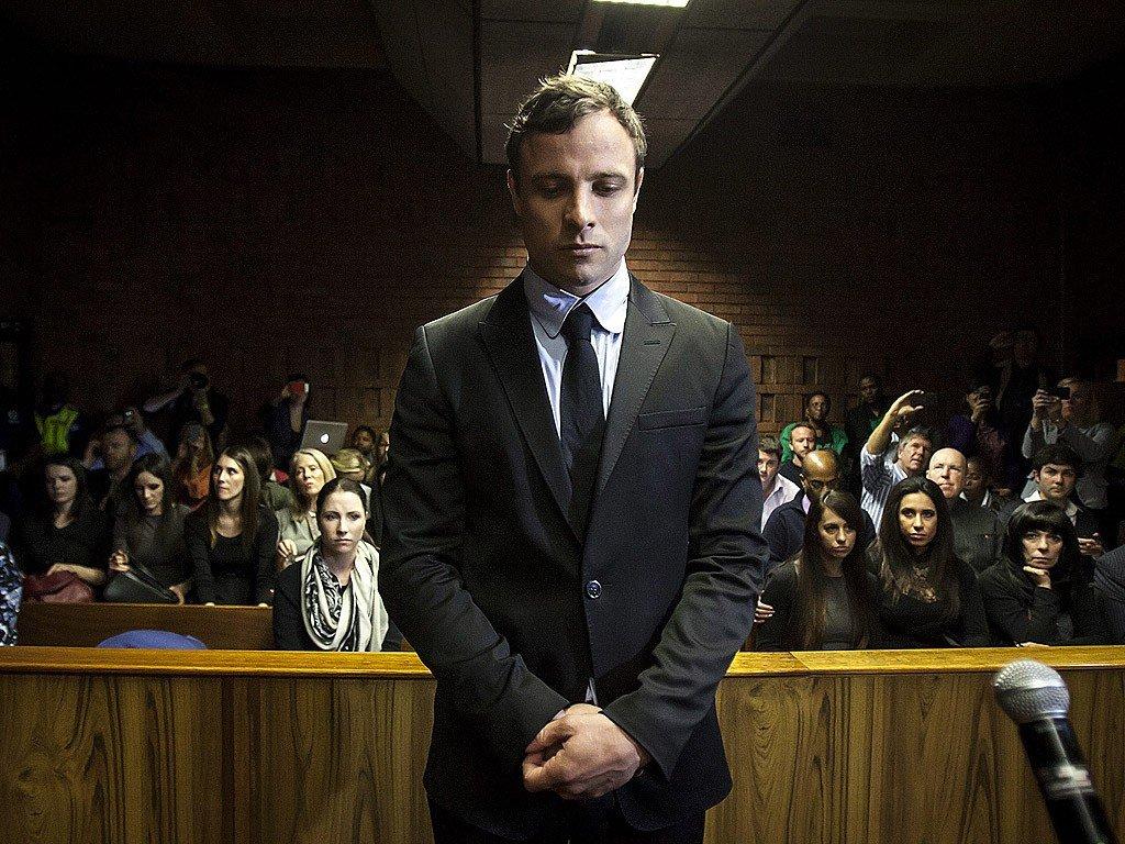 Оскар Писториус  приговорен к 6 годам лишения свободы за убийство