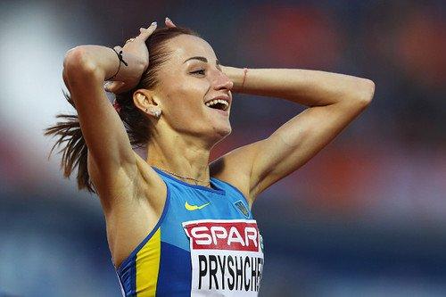 Блестящий финиш принес украинке золото чемпионата Европы +Видео