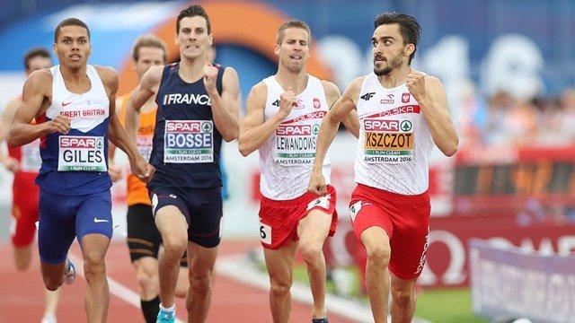 Польша обедила в медальном зачете чемпионата Европы
