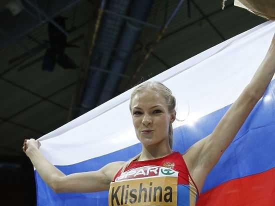IAAF разрешила Дарье Клишиной участвовать в Олимпиаде, остальным – нет