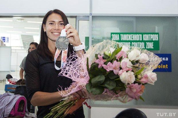 Белорусская сборная по легкой атлетике вернулась из Амстердама