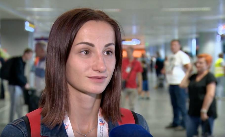 Наталья Прищепа: «Мне удалось получить определенную уверенность в том, что я могу бежать быстро»