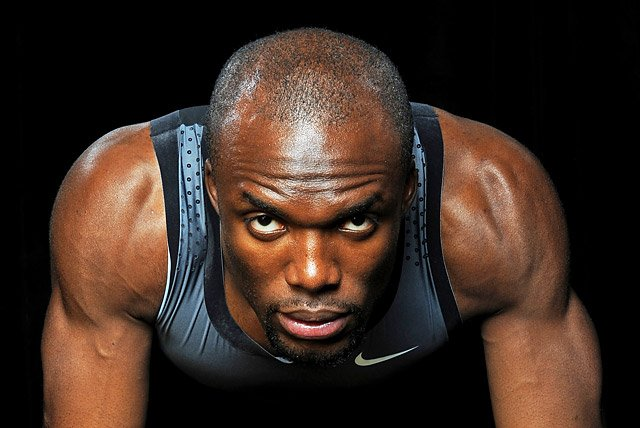 Лашон Мерритт хочет завоевать золото на 200 и 400 метров