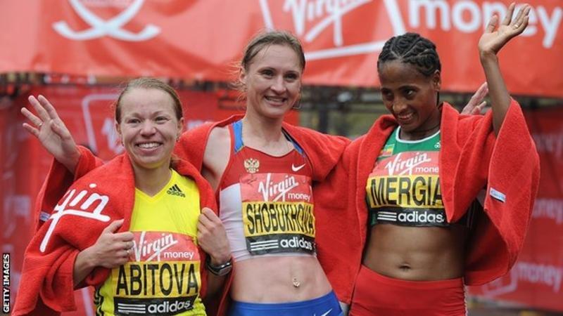 Лилия Шобухова должна вернуть Лондонскому марафону 377 тысяч фунтов