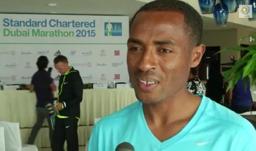 Кенениса Бекеле очень разочарован, что не включен в сборную Эфиопии на Игры-2016