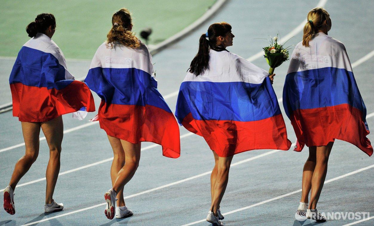 Реакция легкоатлетов РФ в соцсетях на решение CAS