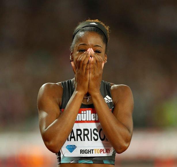 Кендра Харрисон доказала олимпийской сборной США
