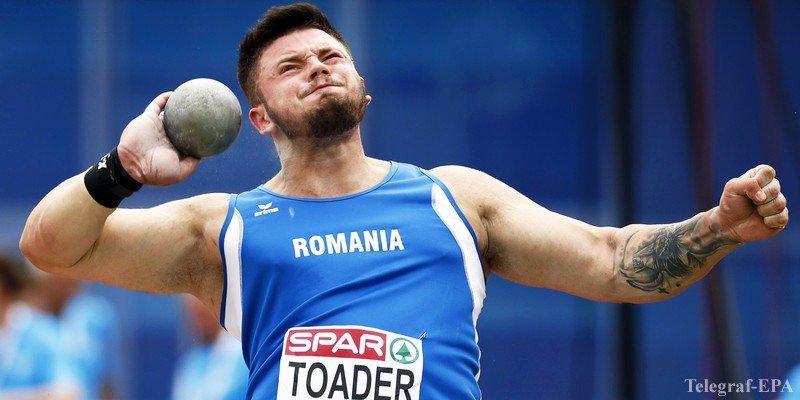 Румынского толкателя ядра уличили в употреблении допинга